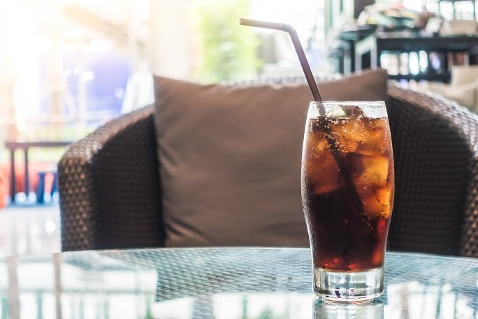 during UTI avoid sodas and carbonated drinks