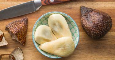 Snake Fruit or Salak